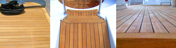 Fort Lauderdale Teak Decking